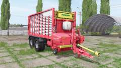 POTTINGER JUMBO 6010 combiline v1.3 für Farming Simulator 2017