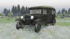 GAZ 55 1938 Sanitaires