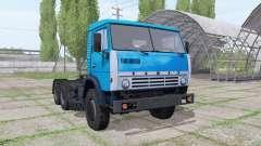 KamAZ 5410 v1.4 für Farming Simulator 2017