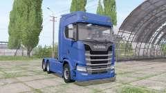 Scania S 480 3 axle für Farming Simulator 2017
