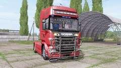 Scania R730 Topline 2010 für Farming Simulator 2017