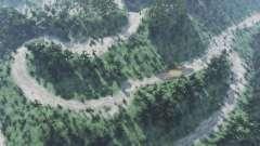 Hills für Spin Tires