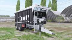 Fliegl ASW 271 Black Panther v1.3 für Farming Simulator 2017