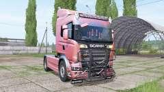 Scania R580 Highline Cab 2013 v1.0.0.1 pour Farming Simulator 2017