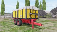 Kroger TKD 302 Fendt pour Farming Simulator 2017