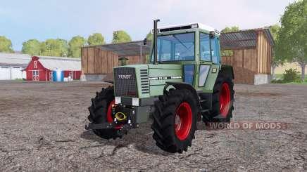 Fendt Farmer 312 LSA Turbomatik pour Farming Simulator 2015