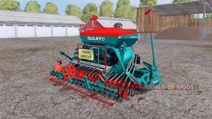 Sulky Xeos v2.2 pour Farming Simulator 2015