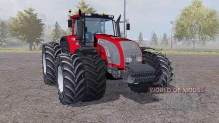 Valtra T162 twin wheels pour Farming Simulator 2013