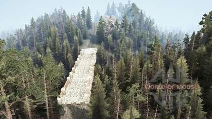 Murmure de la forêt pour MudRunner