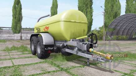 Fliegl Poly Line 18.500 v1.3 für Farming Simulator 2017