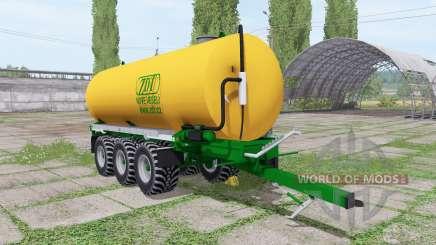 ZDT NTF 18 pour Farming Simulator 2017