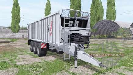 Fliegl Gigant ASW 3101 trailer hitch für Farming Simulator 2017