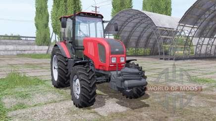 La biélorussie 1822 v1.2.1 pour Farming Simulator 2017
