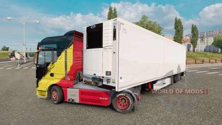 Krone Cool Liner Duoplex pour Euro Truck Simulator 2