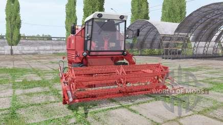 Bizon Rekord Z058 v2.0 für Farming Simulator 2017
