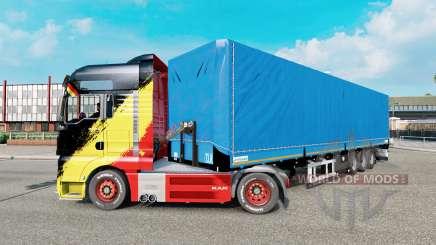 Treyler Tirsan v1.1 pour Euro Truck Simulator 2