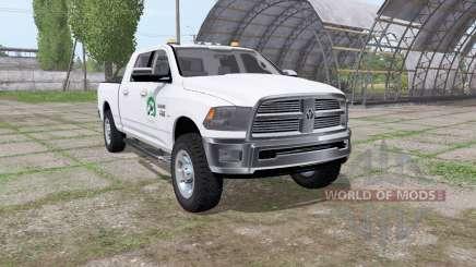 Dodge Ram 2500 Crew Cab pour Farming Simulator 2017