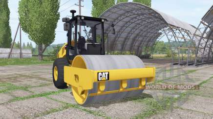 Caterpillar CS56B für Farming Simulator 2017