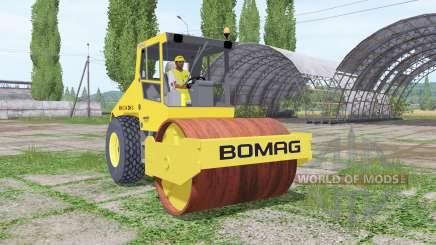 BOMAG BW 214 DH-3 für Farming Simulator 2017