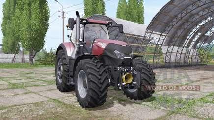 Case IH Optum 300 CVX edit BDBSSB für Farming Simulator 2017