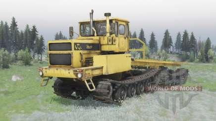 БТ361А-01 Tyumen für Spin Tires