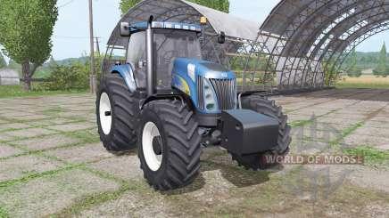 New Holland TG285 SuperSteer für Farming Simulator 2017