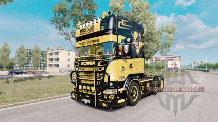 Scania R520 Wolverine pour Euro Truck Simulator 2
