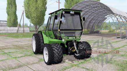 Deutz-Fahr Intrac 2004 v1.2 pour Farming Simulator 2017