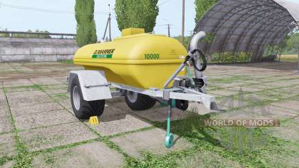 Zunhammer TS 10000 KE pour Farming Simulator 2017