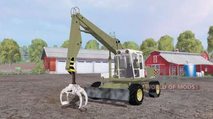Fortschritt T188 für Farming Simulator 2015