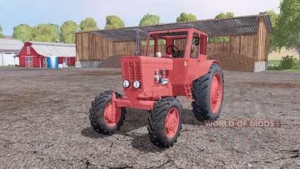 MTZ 52 4x4 pour Farming Simulator 2015