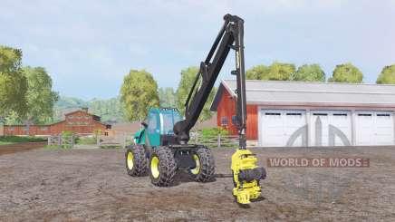 Timberjack 870B v1.3.1 für Farming Simulator 2015
