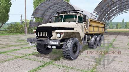 Ural-5557 v2.1 für Farming Simulator 2017