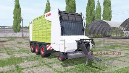 CLAAS Cargos 9500 für Farming Simulator 2017