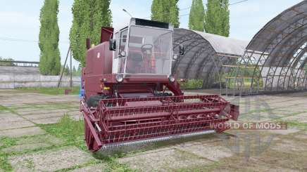 Bizon Z056 Super v0.5 pour Farming Simulator 2017