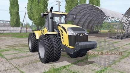 Challenger MT965E Firestone duals v2.0 pour Farming Simulator 2017