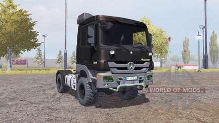 Mercedes-Benz Actros (MP3) für Farming Simulator 2013