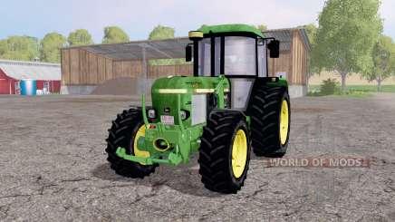 John Deere 3650 front loader für Farming Simulator 2015