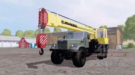 KrAZ 257 Ivanovets für Farming Simulator 2015