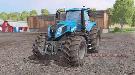 New Holland Т8.320 pour Farming Simulator 2015