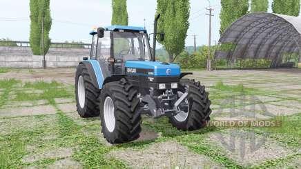 New Holland 8340 v3.0 pour Farming Simulator 2017