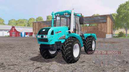 HTZ 17222 multicolore pour Farming Simulator 2015