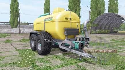 Zunhammer SKE 15500 PU für Farming Simulator 2017