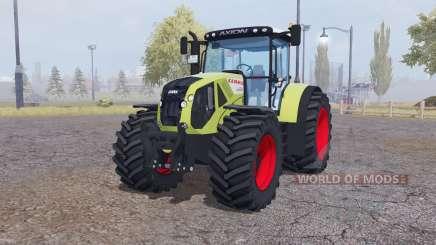 CLAAS Axion 950 green für Farming Simulator 2013