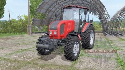 La biélorussie 1822 v1.2.3 pour Farming Simulator 2017