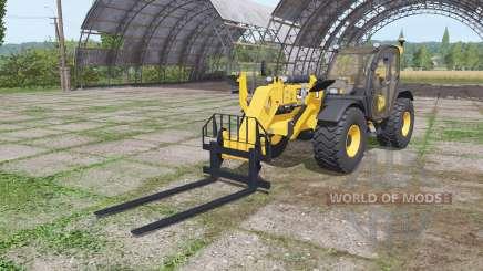 JCB 536-70 v2.0 pour Farming Simulator 2017