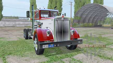 Kenworth 523 1953 v1.1 pour Farming Simulator 2017
