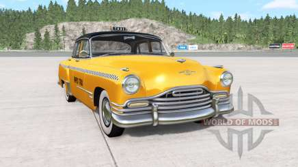 Burnside Special Taxi v1.051 pour BeamNG Drive
