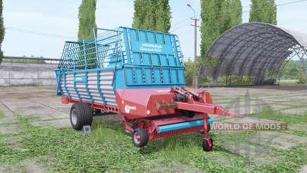 Mengele Garant 435 v2.1 pour Farming Simulator 2017