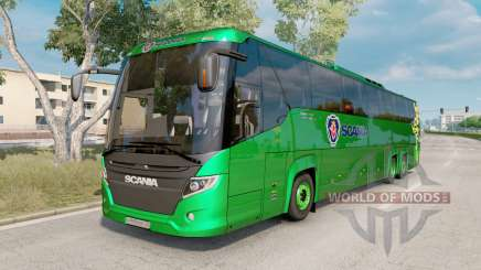 Scania Touring K410 pour Euro Truck Simulator 2